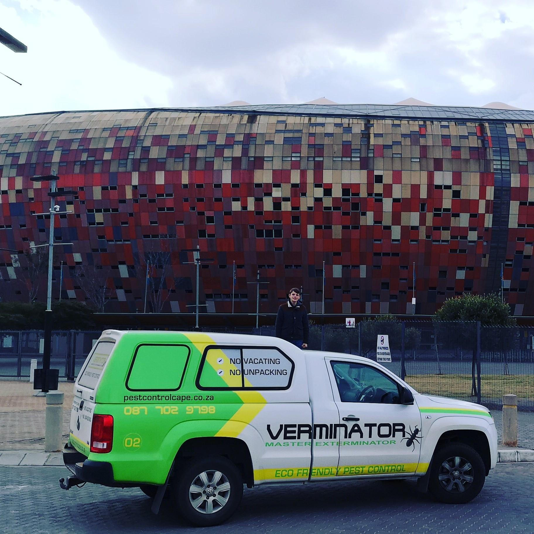 Verminator Pest Control Johannesburg